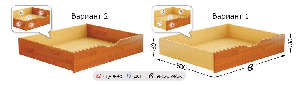 Кровать Estella NOTE-PLUS / НОТА-ПЛЮС 11