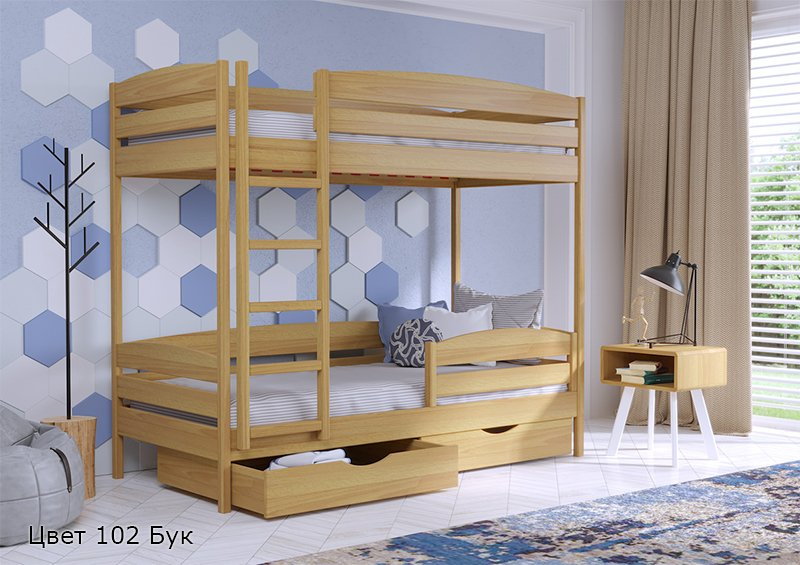 Кровать Estella DUET-PLUS / ДУЭТ-ПЛЮС 1