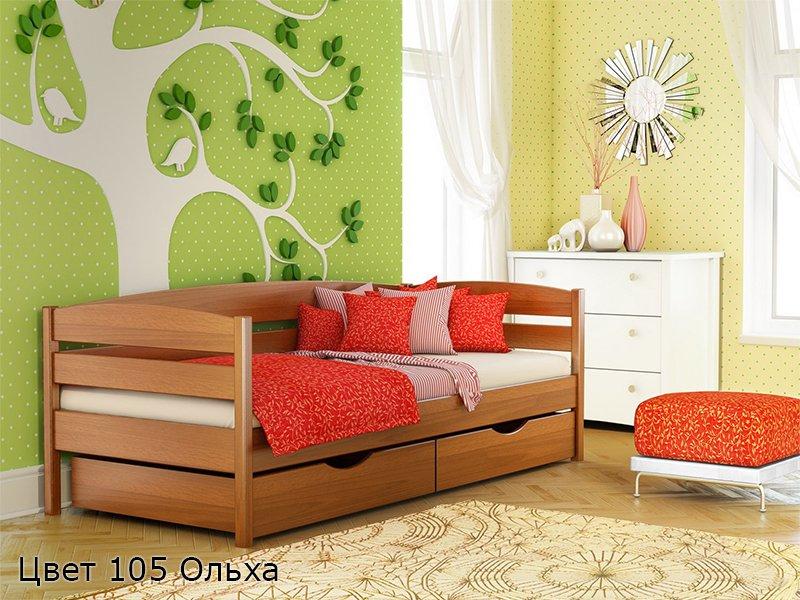 Кровать Estella NOTE-PLUS / НОТА-ПЛЮС 4