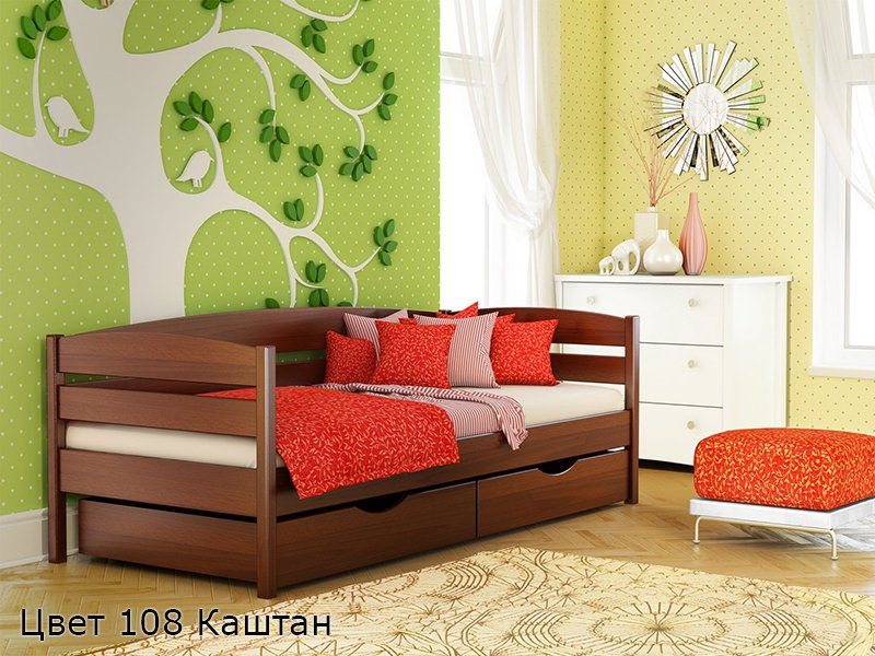 Кровать Estella NOTE-PLUS / НОТА-ПЛЮС 7