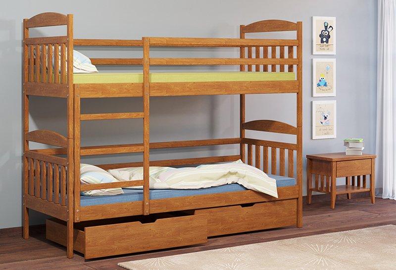 Кровать двухъярусная Camelia ALTEA / АЛТЕЯ 2
