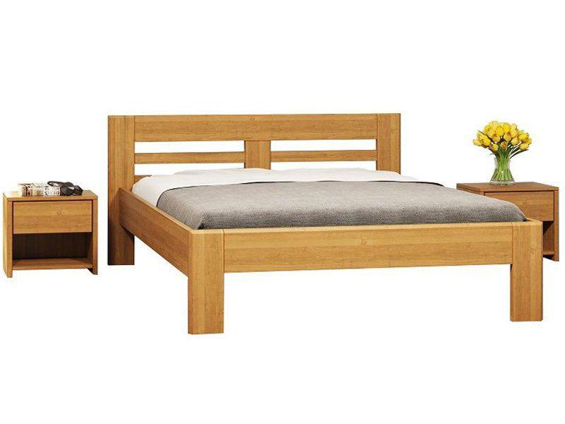 Кровать Camelia NOLINA / НОЛИНА 180х200 см Бук (СПЕЦПРЕДЛОЖЕНИЕ -15%)