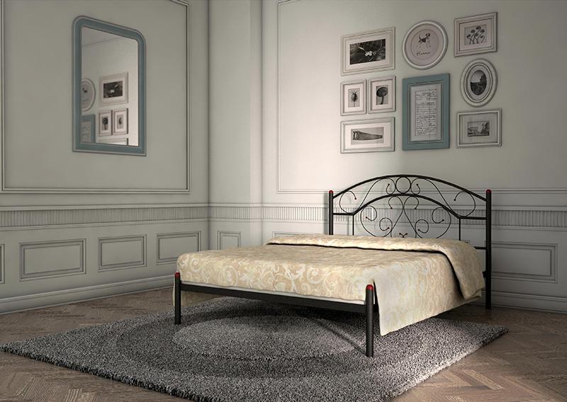 Кровать Металл-Дизайн СКАРЛЕТ