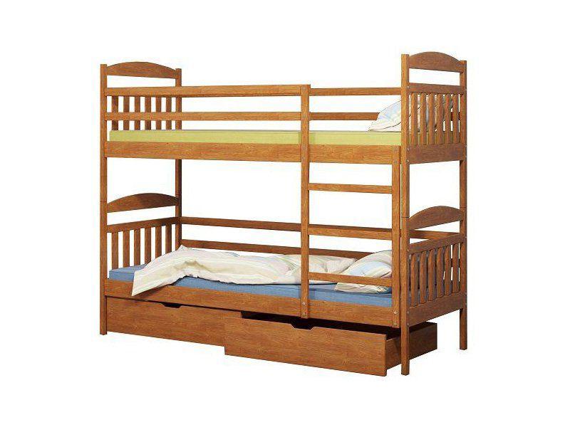Кровать двухъярусная Camelia ALTEA / АЛТЕЯ
