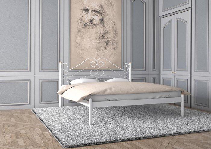 Кровать Металл-Дизайн АДЕЛЬ